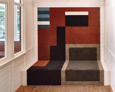 Andrea Zittel. Alternatives for Living. Blueprints for Haus Lange Haus Esters.