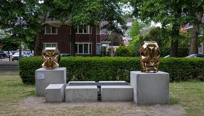 Matthew Monahan. Artzuid Amsterdam Sculpture Biennial