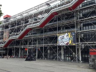 Le iconiche scatolette nei musei di tutto il mondo, Merda d'artista n. 31  Centre Pompidou Place Georges Pompidou, 75004 Paris, Francia  ☛ Website