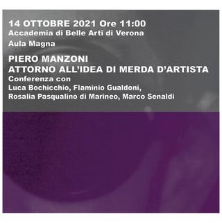 """""""PIERO MANZONI. ATTORNO ALL'IDEA DI MERDA D'ARTISTA"""""""