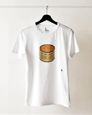Merda d'artista t-shirt, © Sep T-Shirt