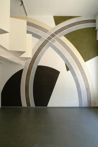 Studio d'arte contemporanea Dabbeni, Studio Dabbeni DAVID TREMLETT -NEW WALL DRAWING -NEW WORK ON PAPER 12 maggio - 15 luglio 2006