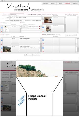 Erich Lindenberg Art Foundation, Documenti sempre visibili  Tutti i materiali grafici a corredo di opere ed esposizioni sono sempre facilmente accessibili e consultabili attraverso funzioni di zoom e ingrandimenti.