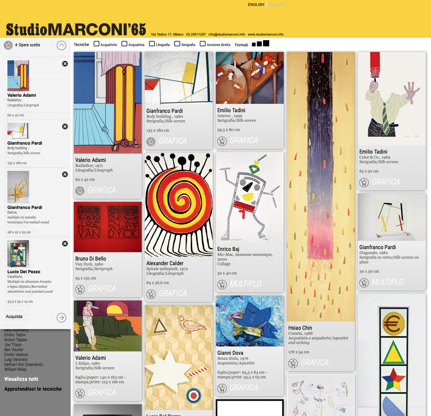 Studio Marconi '65