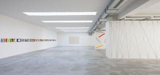 Fritelli Arte Contemporanea, La galleria durante la mostra di Paolo Masi nel 2013