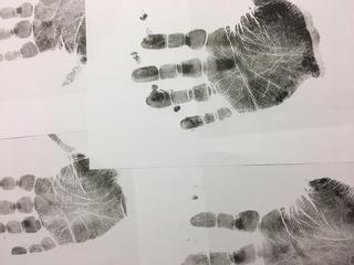 Hand Map, Photo © Marco Panizza