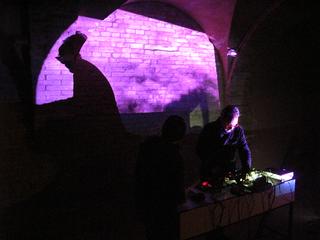 Electro-noise Live at Teatro Guido, Urbino, 2020