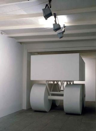 Half Ton, Installazione alla Galleria Studio Marconi 17, Milano, Photo © Studio Blu