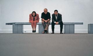 L'Arte stanca, Installazione al Centro per l'Arte Contemporanea Luigi Pecci, Prato, Photo @ Umberto Cavenago