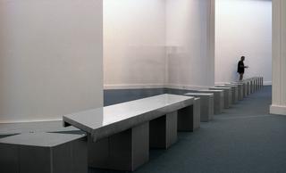 L'Arte stanca, Installazione al Centro per l'ArteContemporanea Luigi Pecci, Prato, Photo @ Nadia Ponci