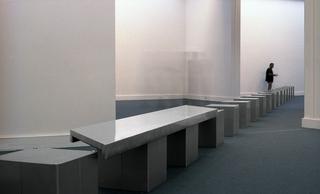 L'Arte stanca, Installazione al Centro per l'Arte Contemporanea Luigi Pecci, Prato, Photo @ Nadia Ponci