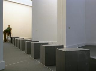 L'Arte stanca, Installazione al Centro per l'ArteContemporanea Luigi Pecci, Prato, Photo @ Umberto Cavenago