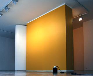 Superfetazione a camme, Installazione site-specific per la Galleria Fumagalli, Bergamo