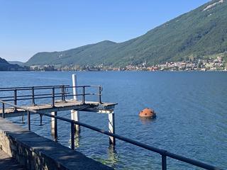 Protecziun da la patria, Molo di Melano, Switzerland
