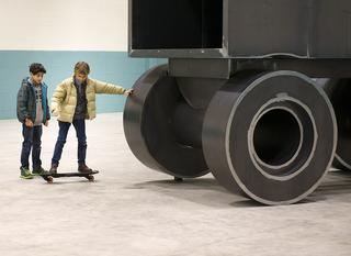 L'alcòva d'acciaio di Umberto Cavenago, Carlo Gelmi e Andrea Cavenago, Photo @ Umberto Cavenago