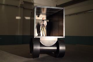 L'alcòva d'acciaio di Umberto Cavenago, Bart Herreman, Photo @ Umberto Cavenago