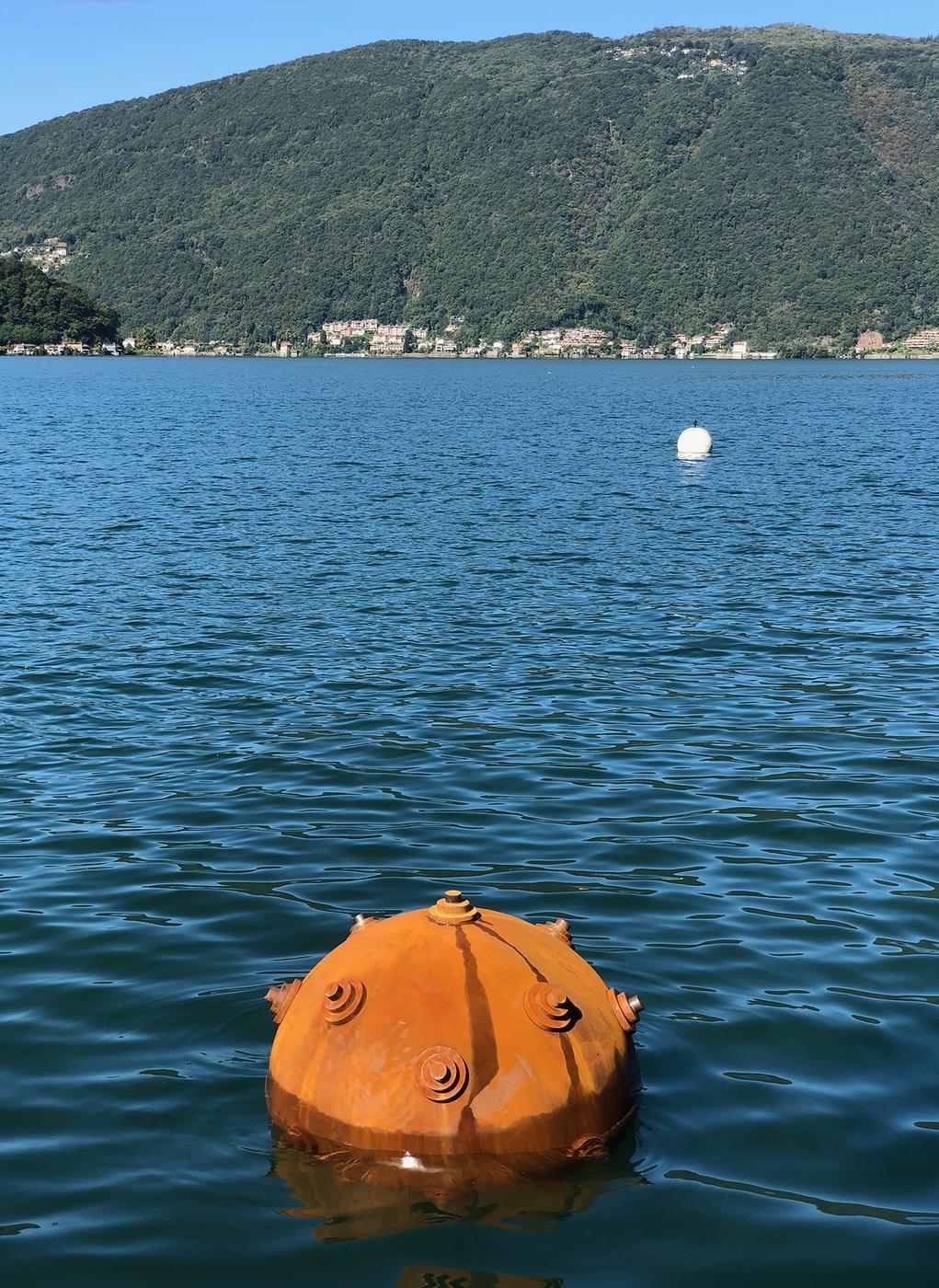 Protecziun da la patria, Lago di Lugano