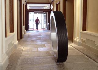 Ringway, Installazione alla presso NH Collection Piazza Carlina Torino