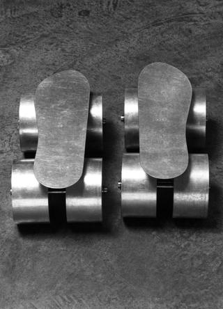 Pattini a rotelle, Pattini a rotelle nº45 (Collezione privata, Torino), Photo © Studio Blu