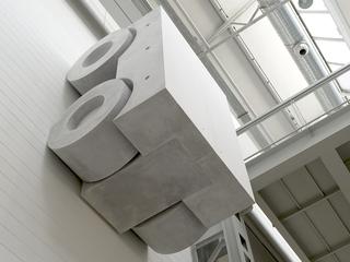 Monocromo bianco, Fondazione Arnaldo Pomodoro, Milano, Photo © Alessandro Zanbianchi