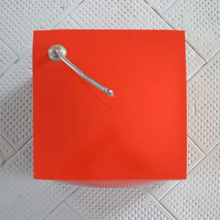 Sfera rossa, Photo © Umberto Cavenago