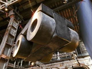 L'alcòva d'acciaio, Officine Grandi Riparazioni di Torino