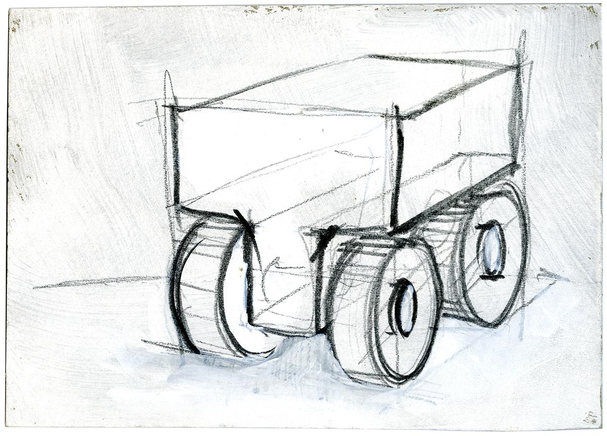 Progetto per Camion a T