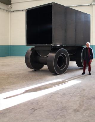 L'alcòva d'acciaio di Umberto Cavenago, Anselmo Basso fotografato da Umberto Cavenago, Photo @ Umberto Cavenago