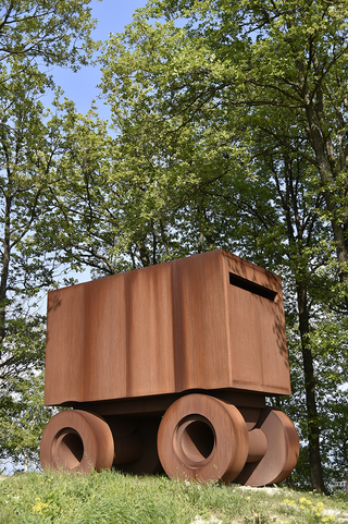 L'alcòva d'acciaio di Umberto Cavenago, Photo @ Andrea Chemelli