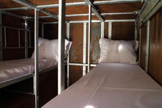La 74, L'interno durante l'installazione a Torino, NH Collection Hotel di Piazza Carlina