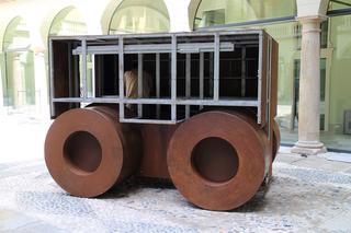 La 74, Fase di assemblaggio, Torino, NH Collection Hotel di Piazza Carlina