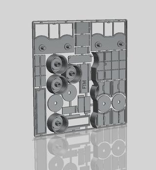 FTM, Modellazione 3D di Paolo Intra