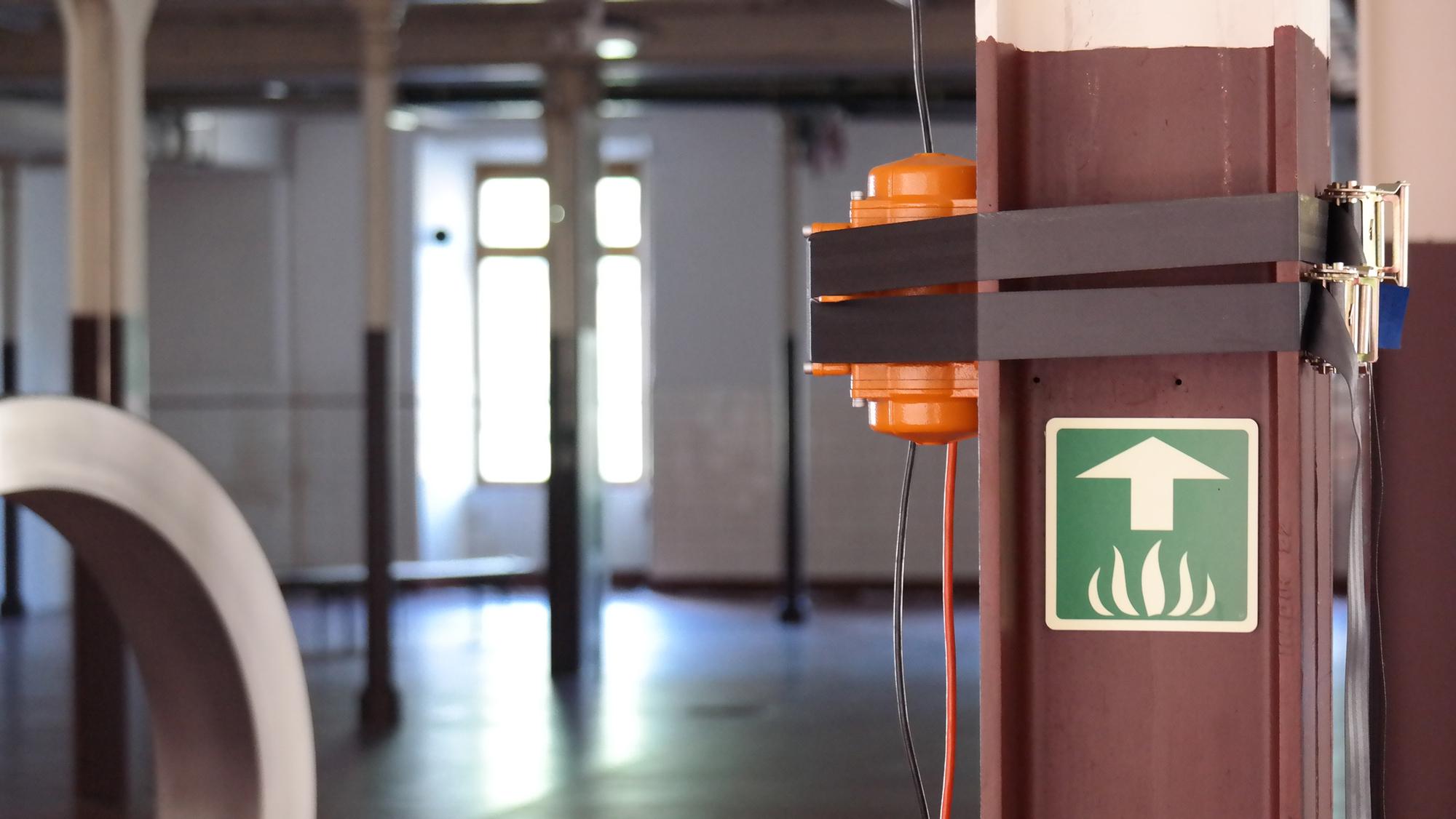 Elettrosciocco, Foreignness Walkabout Incantamento; Fondazione La Fabbrica del cioccolato, Stabili Cima Norma; Torre Blenio, Switzerland, Photo © Claudio Tornieri