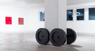 A sostegno dell'Arte, Kunsthalle West, Lana, BZ Con Arthur Kostner, Photo ©  Ulrich Egger