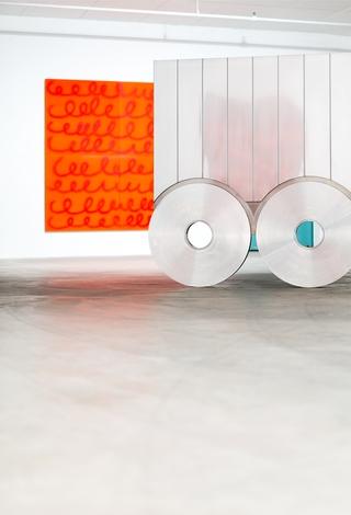 Sottiletta, Con Arthur Kostner alla Kunsthalle West, Photo © Ulrich Egger