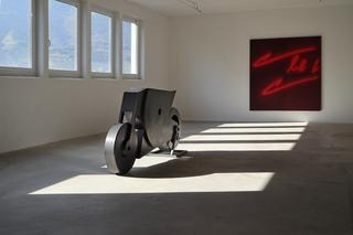 C-DUU, Con Arthur Kostner. Kunsthalle West, Lana