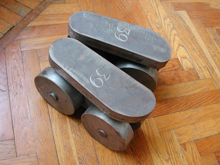 A prova di scemo (13 diversi esemplari dal nº34 al nº46), Nº39 Collezione privata, Milano