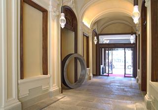 Ringway, Installazione alla pressoNH Collection Piazza Carlina Torino