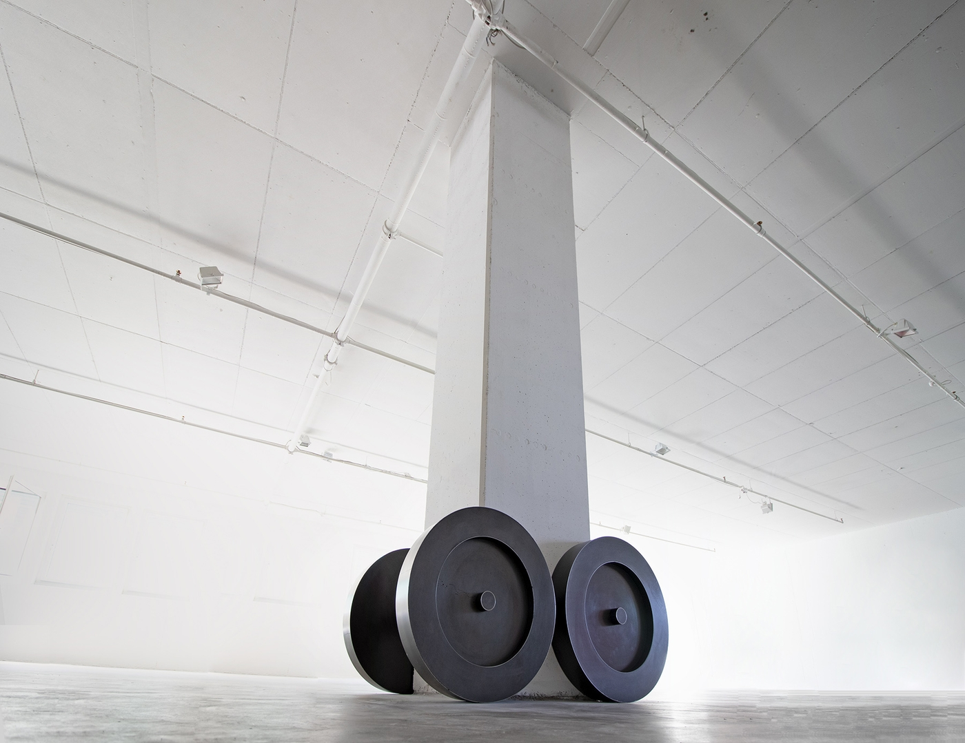 A sostegno dell'Arte, Kunsthalle West, Lana, BZ, Photo ©  Ulrich Egger