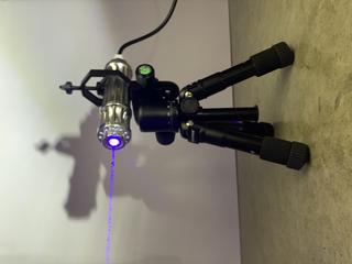 Adorabile upgrade, Spot laser