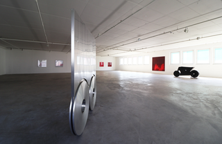 Sottiletta, Con Arthur Kostner alla Kunsthalle West di Lana (BZ), Photo © Umberto Cavenago