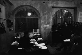 Il bello e il brutto del tempo, Marco Senaldi tiene l'incontro nello spazio dell'Archivio appena inaugurato