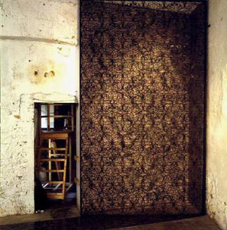 Maggie Cardelùs, Untitled N.6, Maggie Cardelùs, veduta dell'installazione