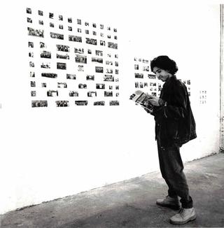 Maurizio Mercuri, Cultura e Società, Vita dell'Alleanza, Maurizio Mercuri impersonifica il visitatore della mostra
