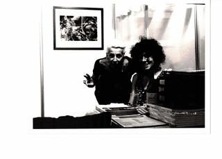 Critical Quest. I giochi di ruolo della critica, Giancarla Zanutti (Galleria Transepoca) e Patrizia Brusarosco (Viafarini)
