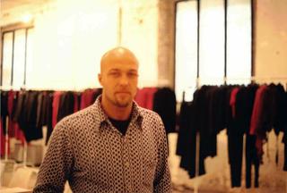 Martin Margiela Collection at Viafarini, Martin Margiela a Viafarini. Il fidanzato di Vichy, che si occupava di coprire tutto con teli bianchi
