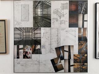 Mona Hatoum, Quarters, Il progetto
