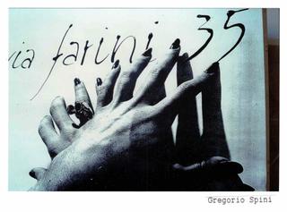 Membership Viafarini - 80 manifesti per Viafarini, Manifesto di Gregorio Spini, l'indirizzo