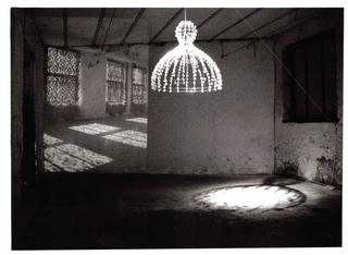 Mary Brogger, Sciogliere, Veduta dell'installazione. Foto di Mario Gorni