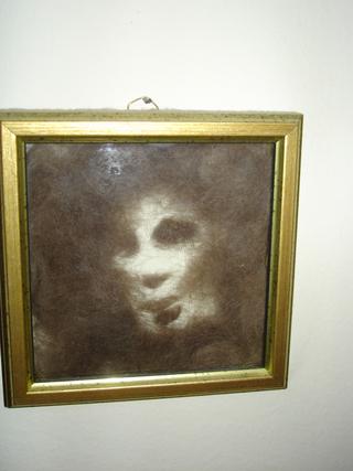 Margherita Manzelli, Il vascello fantasma, Ritratto con capelli, 1994 edizione per Viafarini